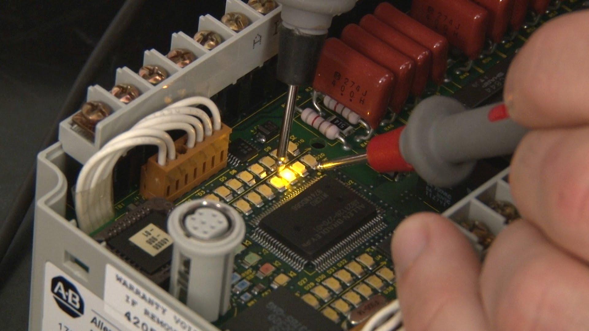 Vfd Acdc Service Center Mobile No8885448877 By Digital Inverter Welding Pcb Board Cutting Machine Circuit Industry Electronics Repairing In Guntur Tirupathi