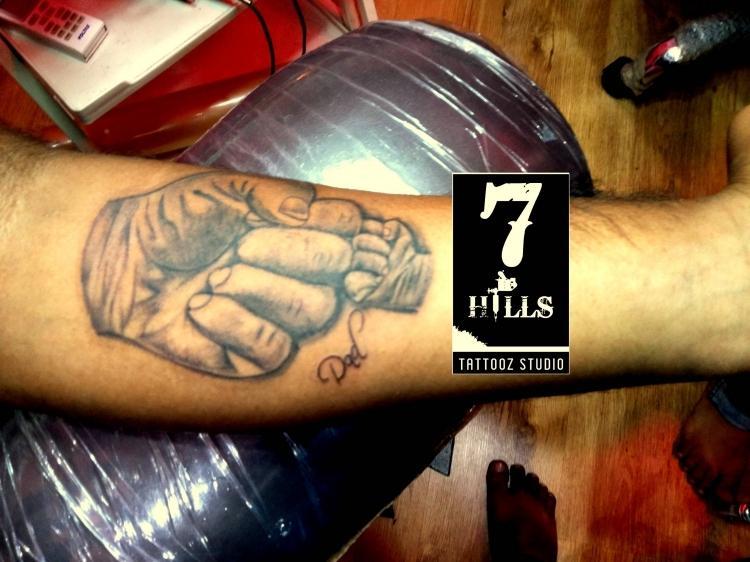 tattoo artist in hyderabad mobile no 9000798998 by 7hills tattooz