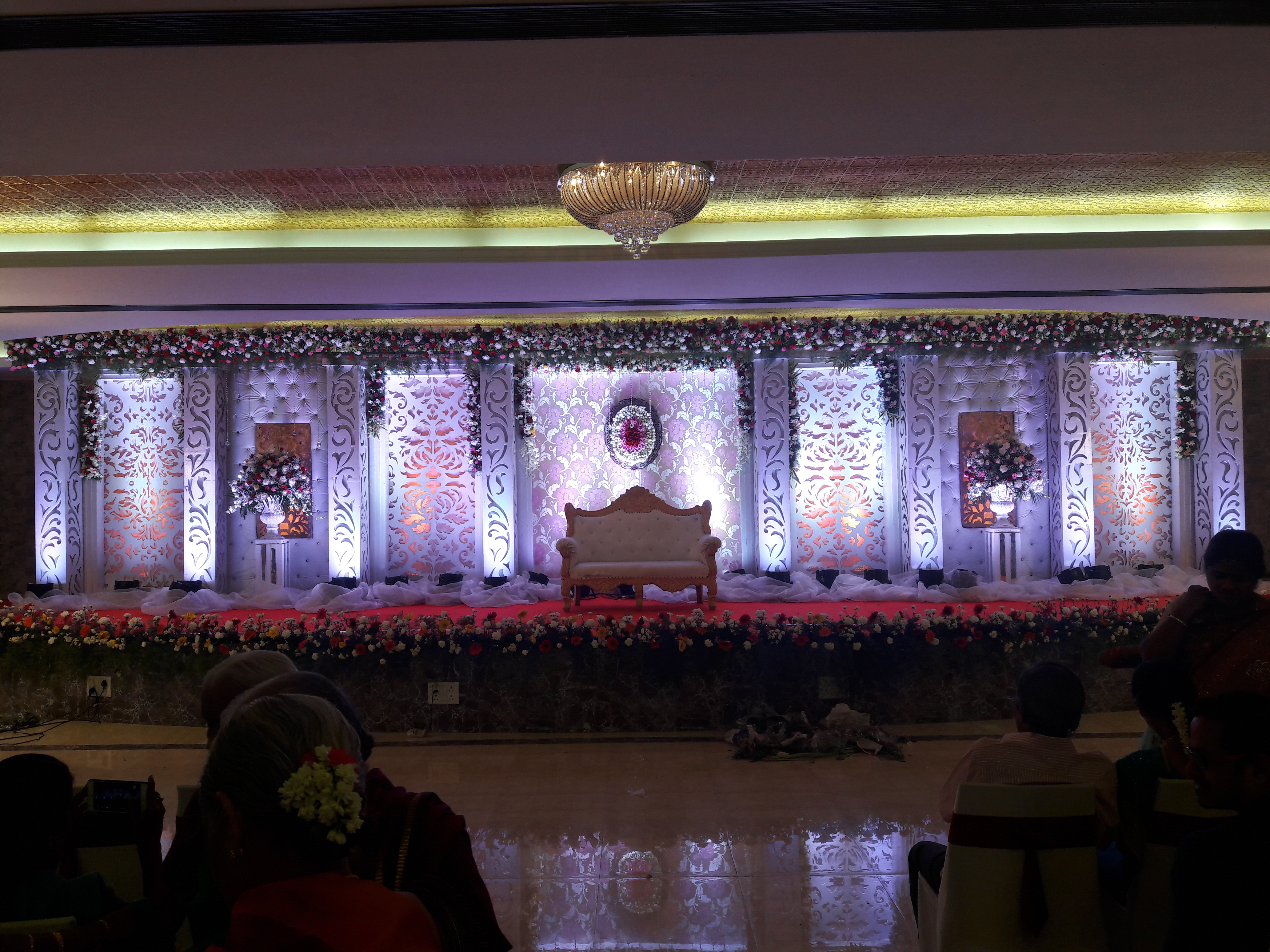 Leela palace wedding decoration in chennai mobile no9790999569 by classic events decors leela palace wedding decorators in chennaiwestin wedding decorator in junglespirit Gallery