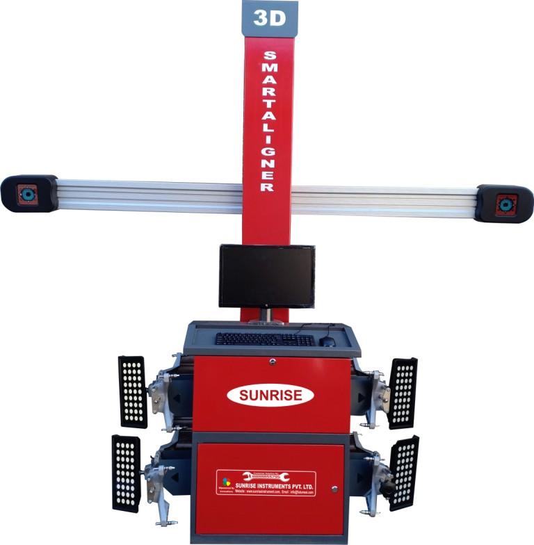 Wheel Alignment Machine >> 3d Wheel Alignment Machine