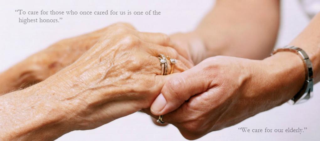 Counseling Elderly In Nursing Homes