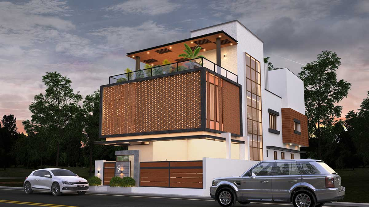 top architects in chennai mobile no 9884006917 by dwellion