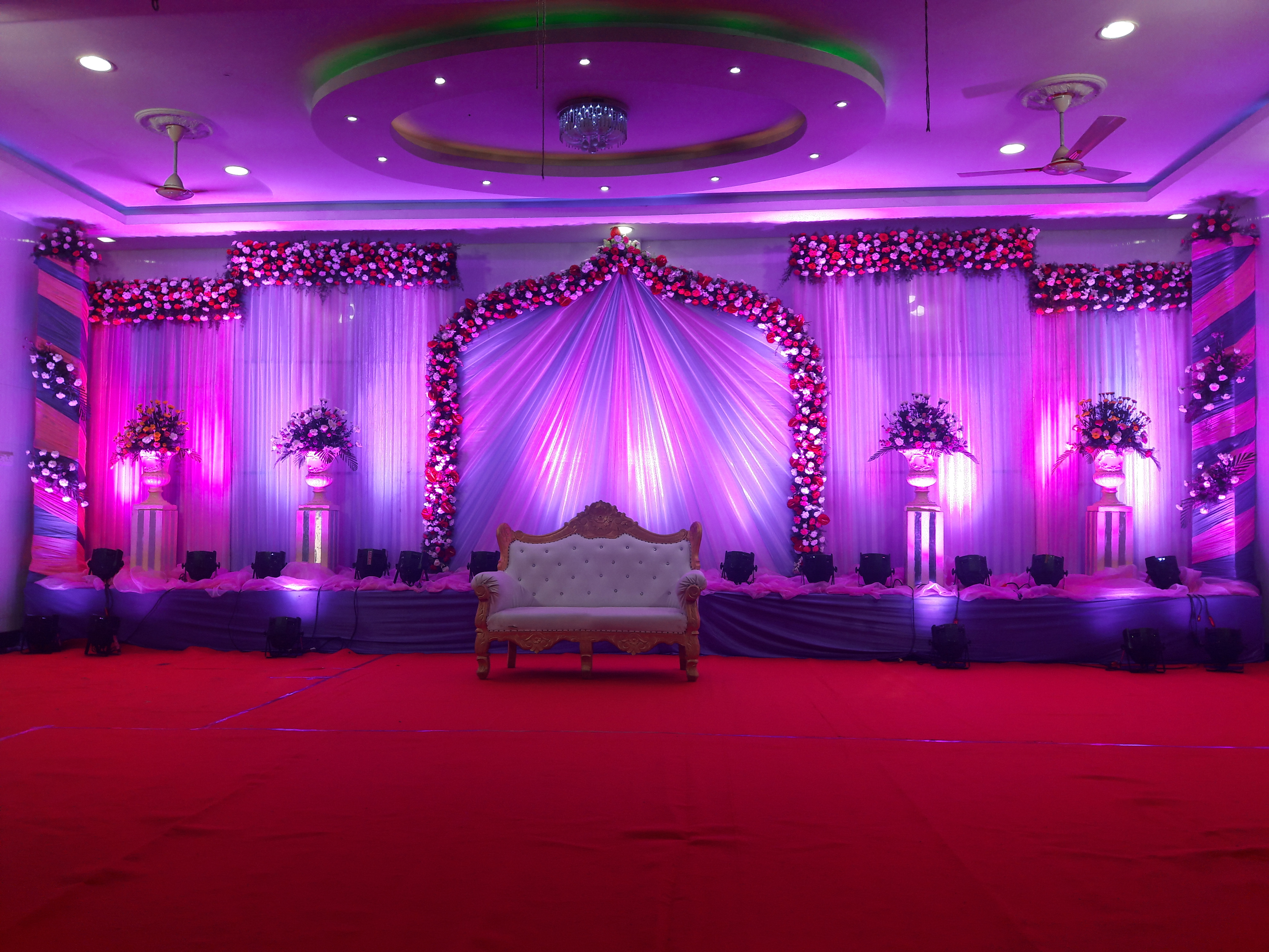 Ramachandra Conventional Hall Wedding Decorations In Chennai Mobile